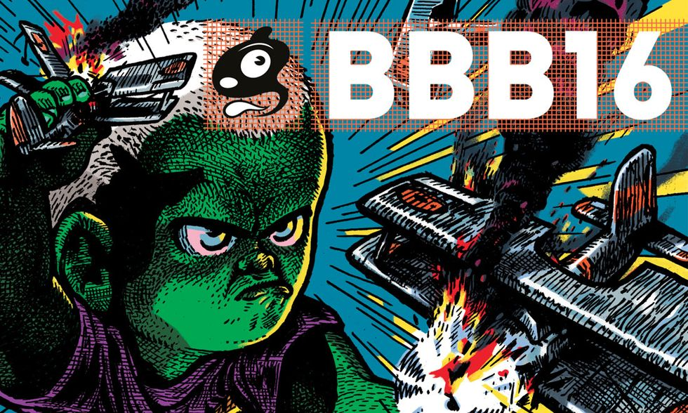 BilBOlbul 2016: mostre e autori di fumetto da non perdere