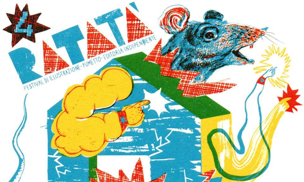 Ratatà 2017, il disegno in Festival a Macerata