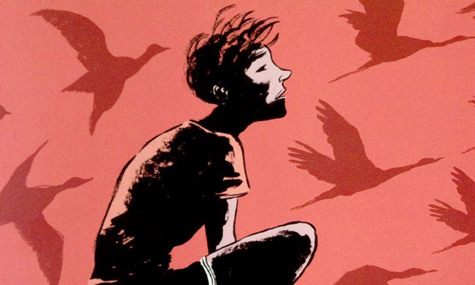'Aspettando il vento', un volo a fumetti nella natura del Salento