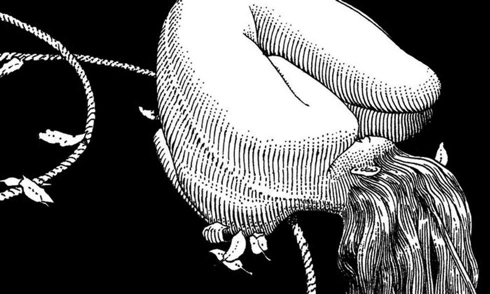 'Moebius proibito - Artigli d'Angelo': perversioni catartiche a fumetti