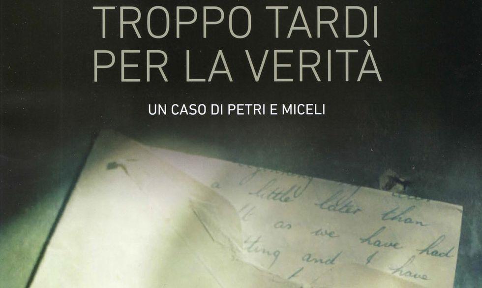 Il nuovo giallo di Gianni Simoni: 'Troppo tardi per la verità'