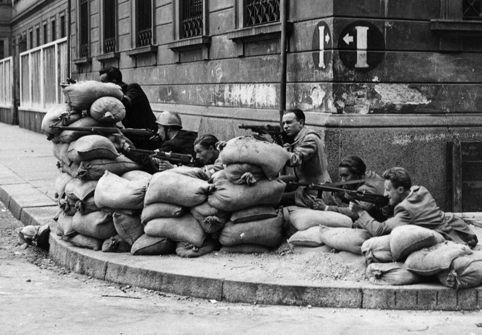 25-29 aprile 1945. Milano e i giorni della Liberazione