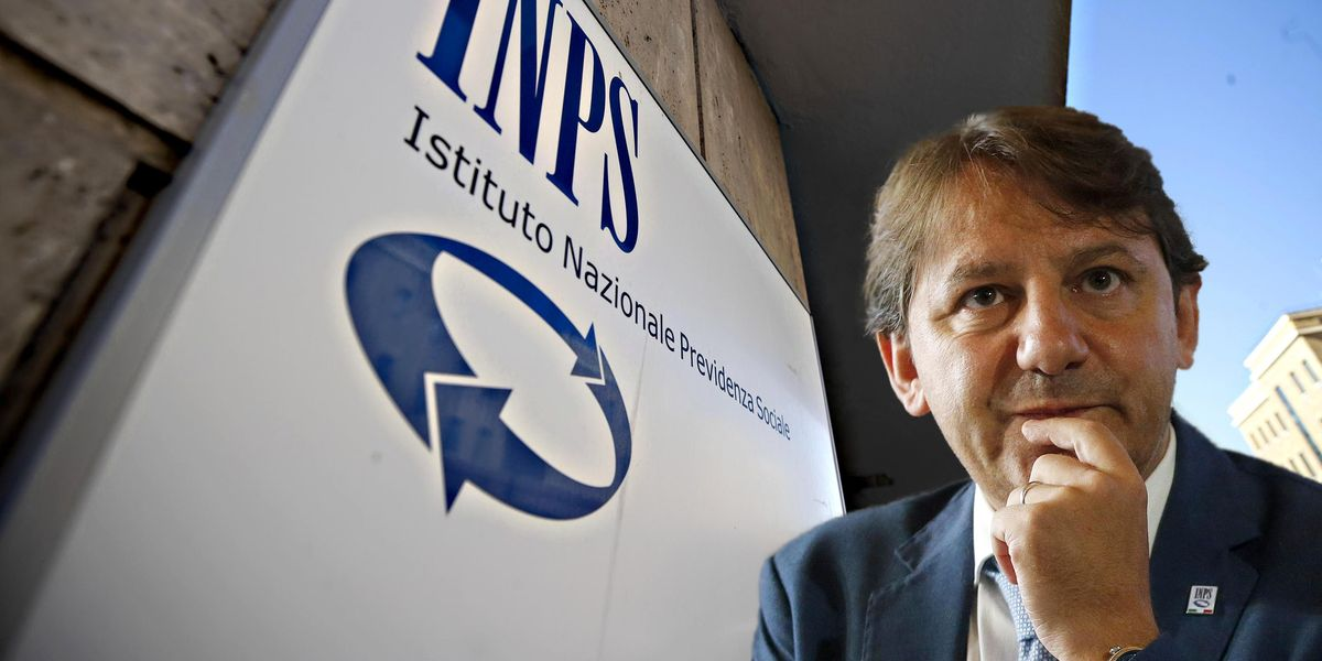 Pasquale Tridico presidente Inps