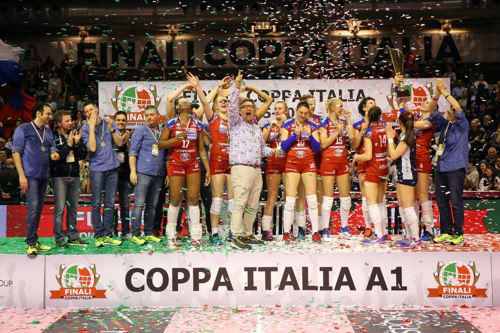 Volley, futuro possibile per Bergamo? Lascia o raddoppia?