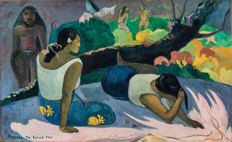 Paul Gauguin_donnesdraiate