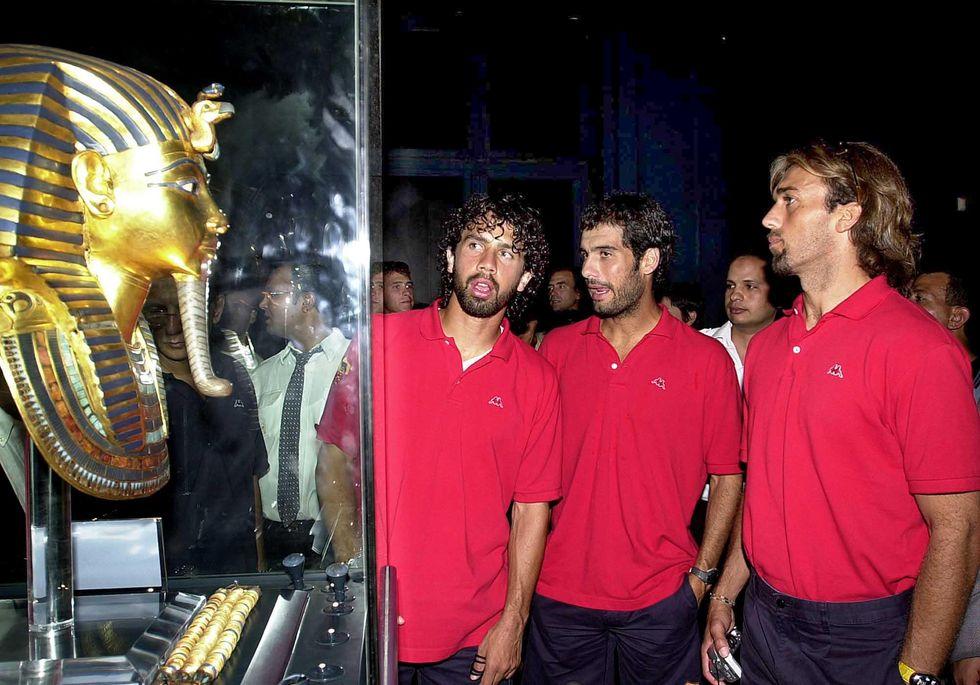 Guardiola torna a Roma, nel 2003 (non) giocò agli ordini di Capello