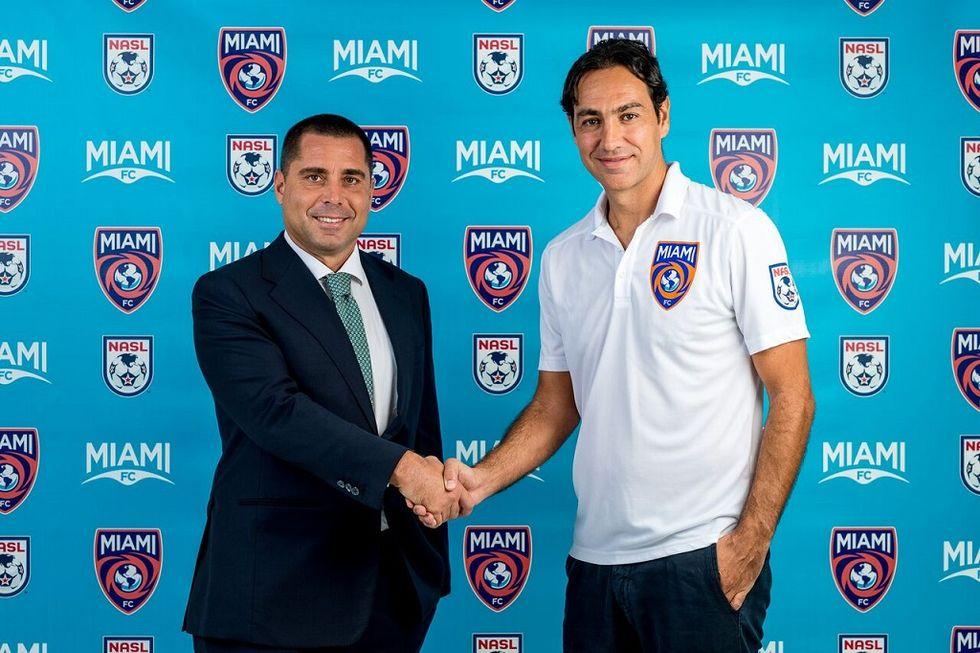 La nuova vita di Nesta: allenatore a Miami