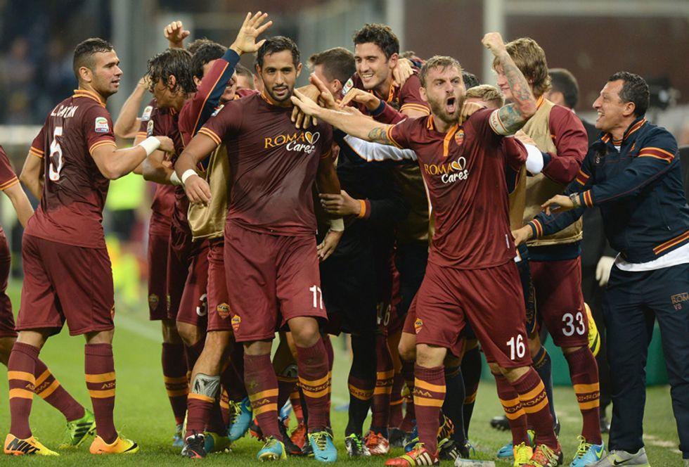 Roma campione d'Italia: lo dice il Cies Football Observatory