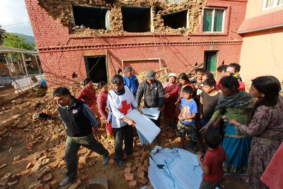 """Nepal, la testimonianza del medico: """"Negli ospedali manca tutto"""""""