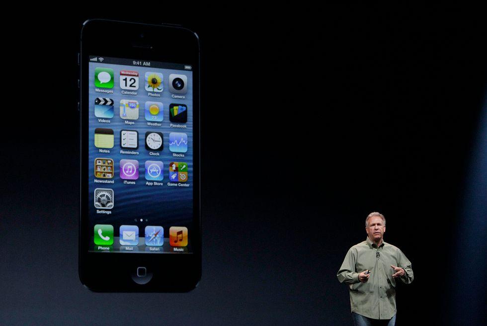 iPhone 5 in diretta