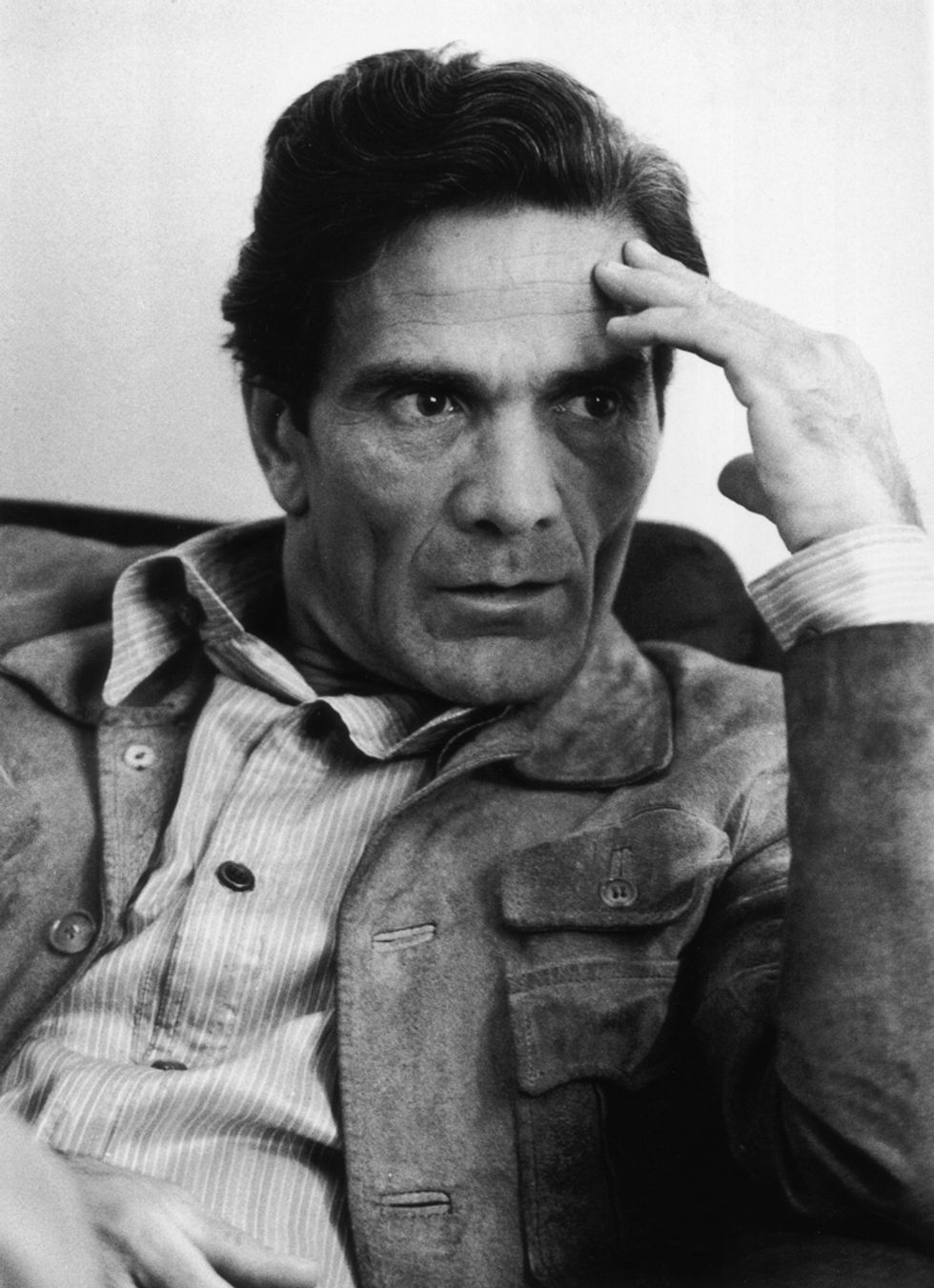 Il Pier Paolo Pasolini di Abel Ferrara