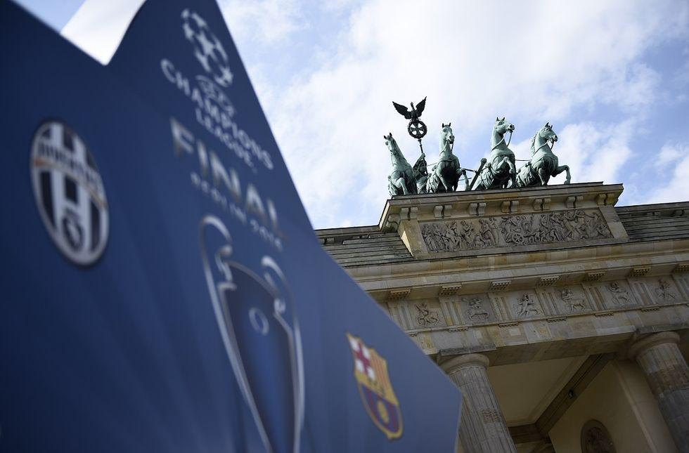 Juve-Barcellona: via Twitter le info utili per i tifosi dalla polizia di Berlino
