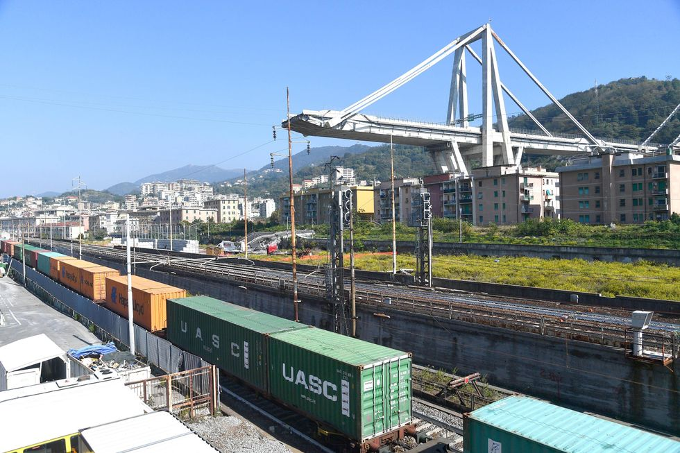 Porto_Genova_Ponte Morandi