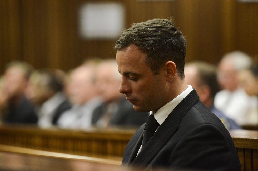 Pistorius lascia il carcere per i domiciliari
