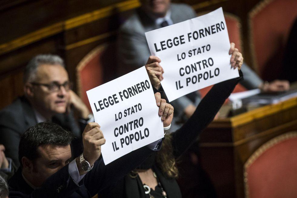 Pensioni, perché Renzi non cambia la legge Fornero