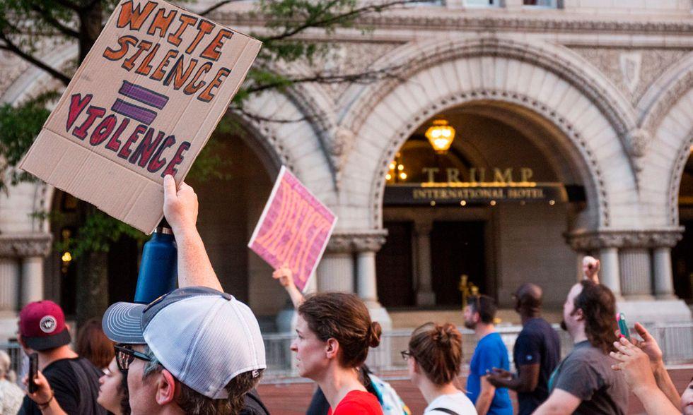 Proteste a Washington