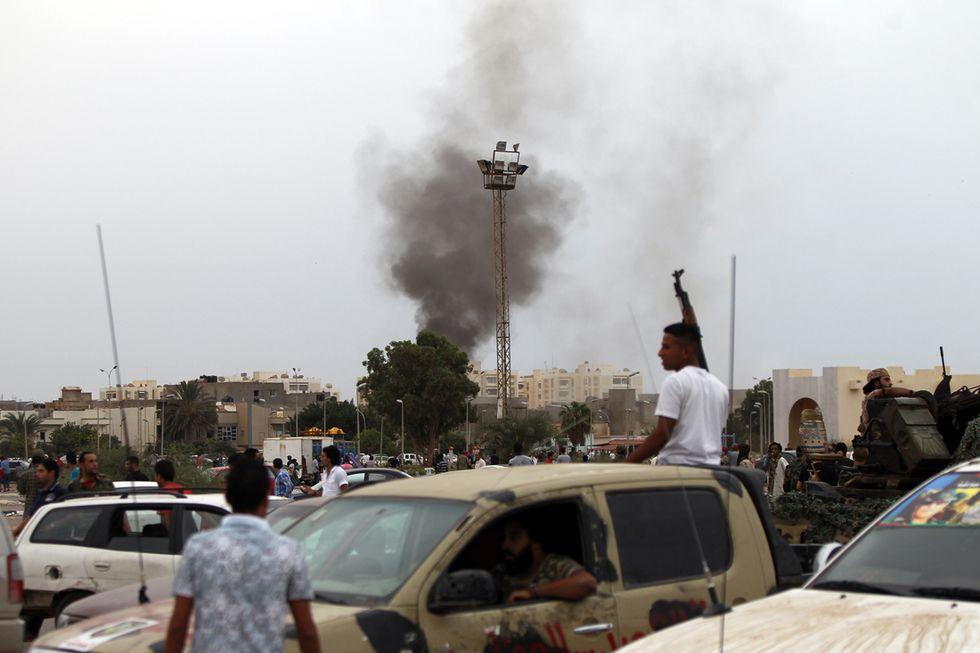 conflitto libia