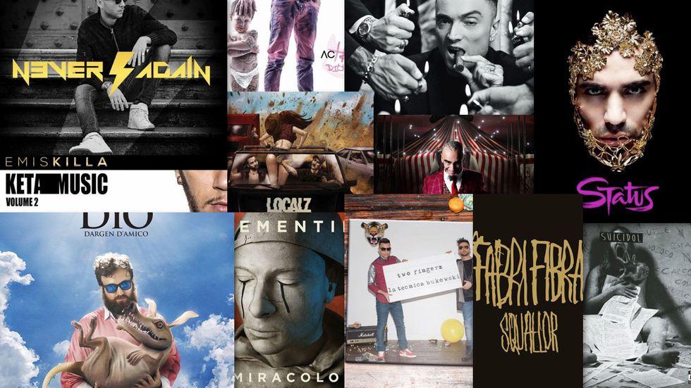 Il migliore disco italiano rap/hip hop del 2015