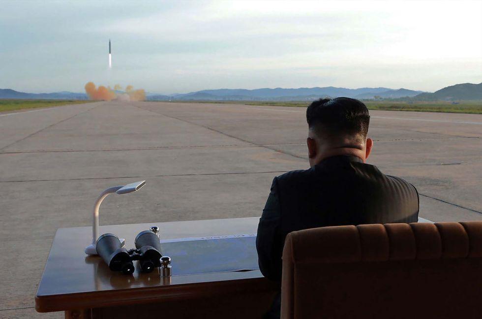 Corea del Nord: quando i missili di Kim sono un pericolo per gli aerei