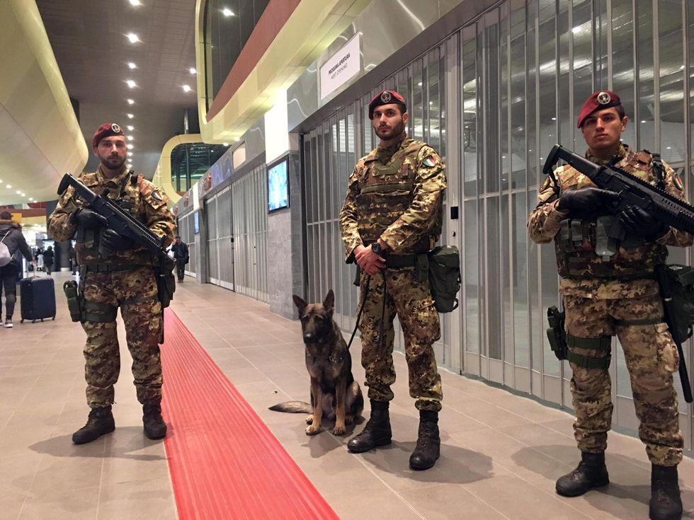 Terrorismo controlli