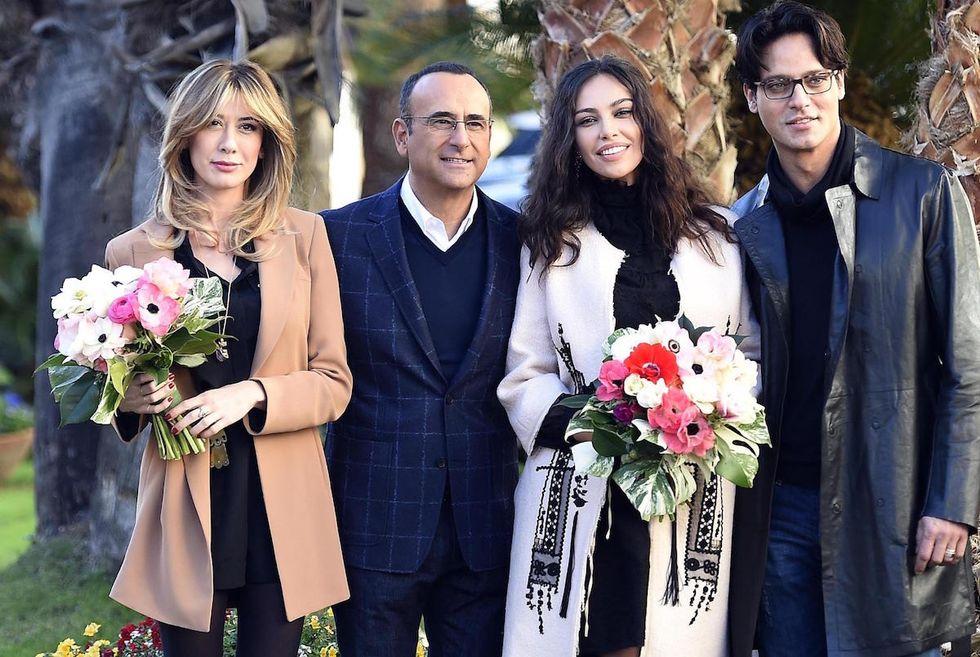 Rai 1 Sanremo 2016 cast conduttori