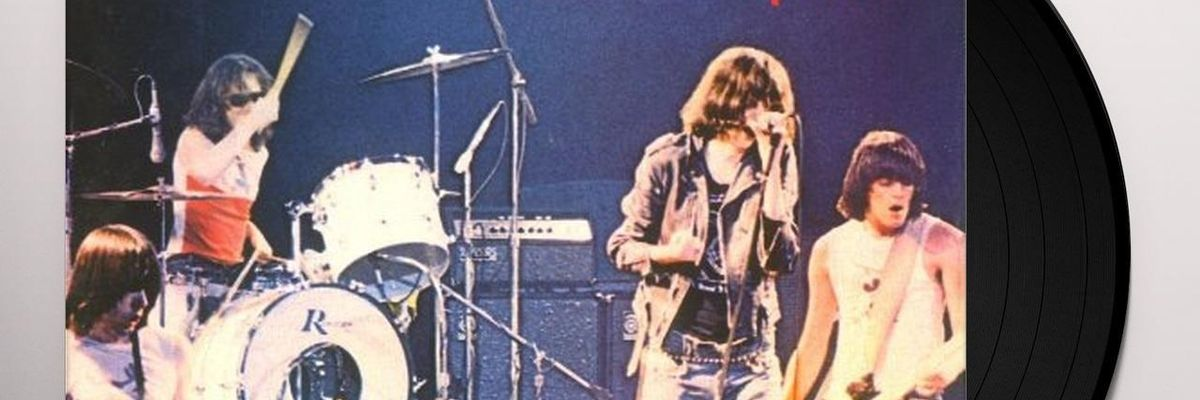 L'album del giorno: Ramones, It's alive