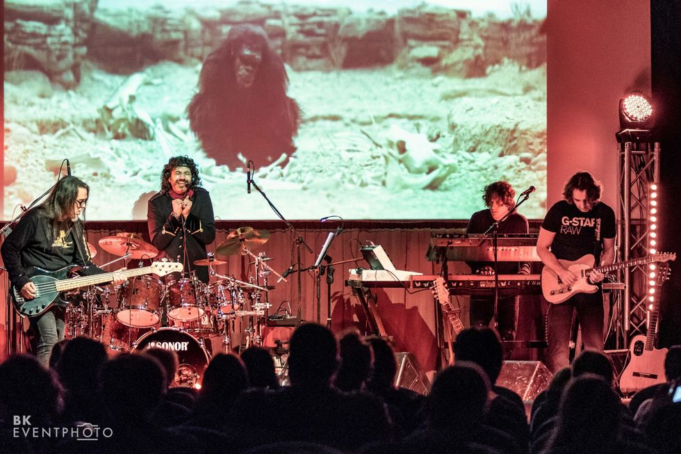 RanestRane: il cineconcerto in chiave progressive rock