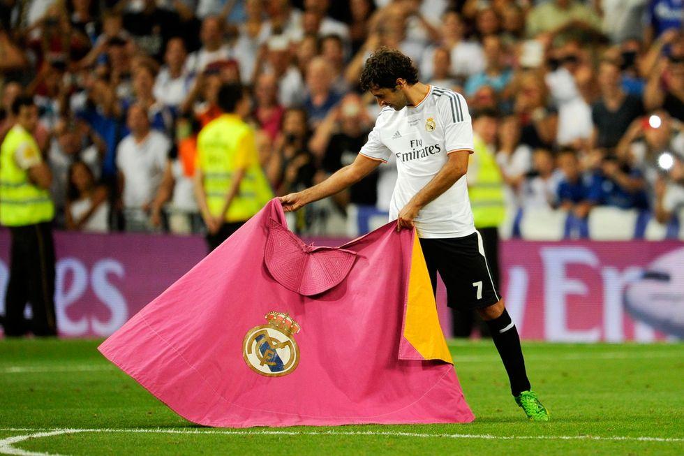 """Raul annuncia il ritiro: """"A 38 anni è il momento giusto"""""""