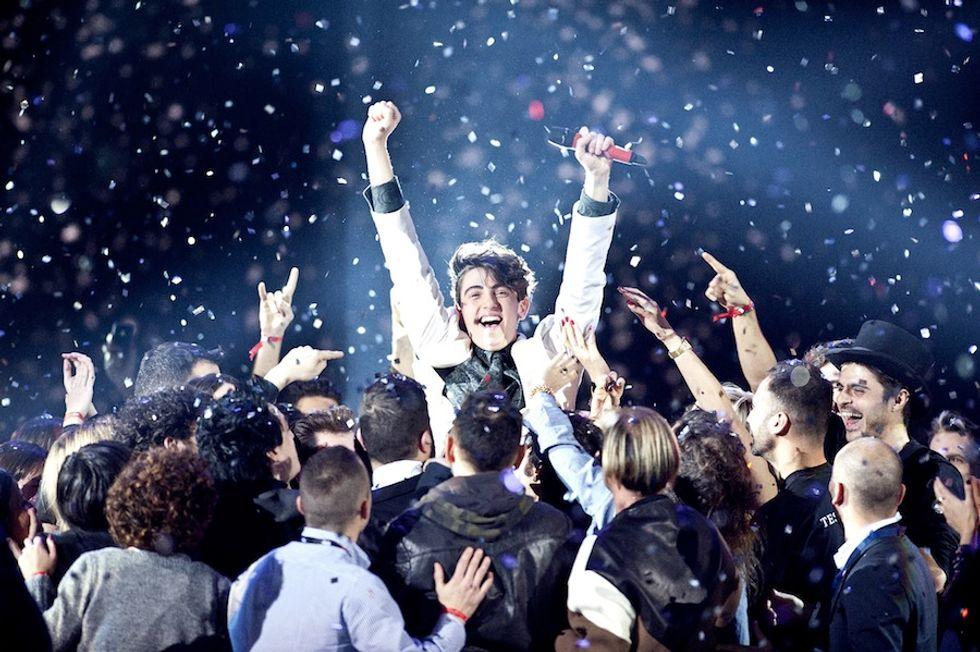 X Factor 7: l'intervista al vincitore Michele Bravi