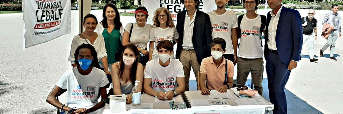 referendum eutanasia MArco Cappato