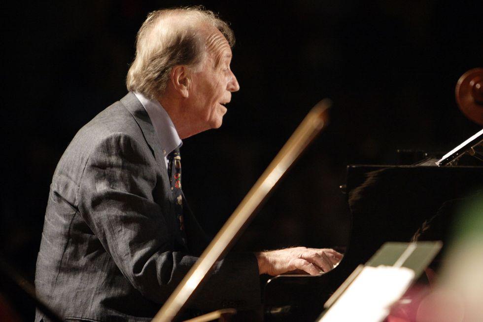 È morto Renato Sellani, leggenda del piano jazz