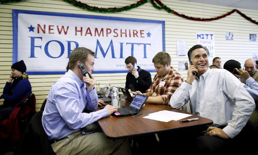 Obama e Romney: divisi dallo sport