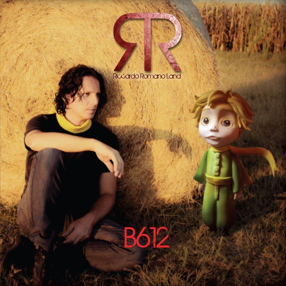 """Riccardo Romano, """"B612"""", l'opera rock ispirata a Il piccolo Principe"""