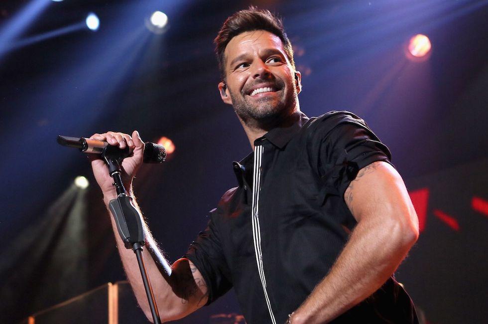 Ricky Martin Amici 18