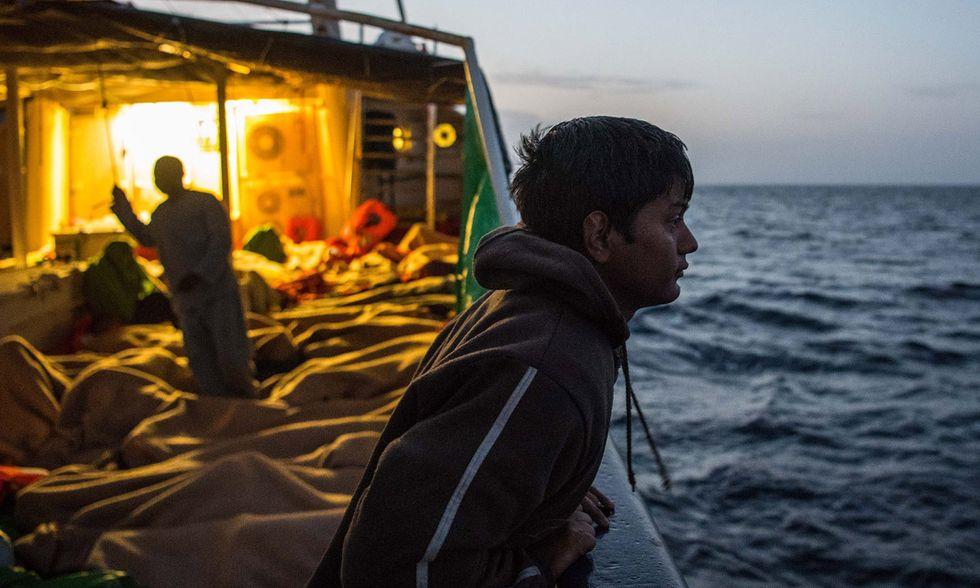 Rifugiati e migranti