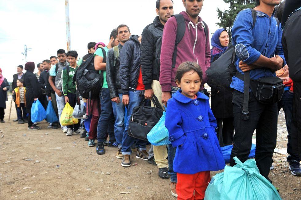 rifugiati grecia macedonia profughi