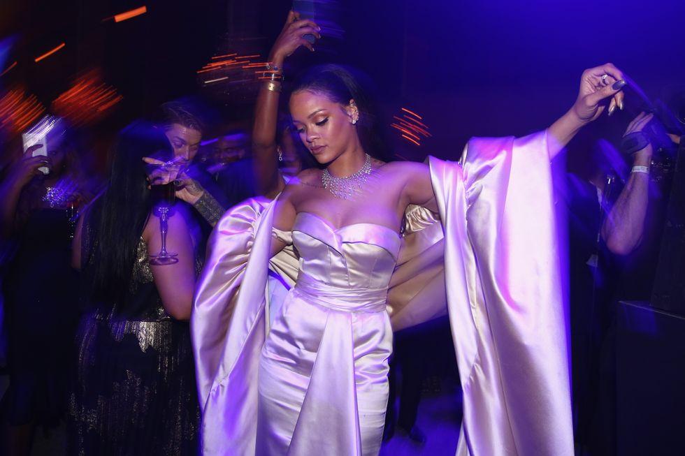 """A Rihanna il premio """"filantropa dell'anno"""""""