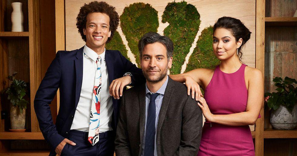 Rise: il ritorno di Josh Radnor in una serie tv