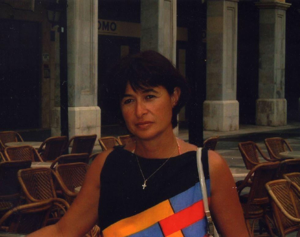 Io, Rita, mamma di Andrea Baldini