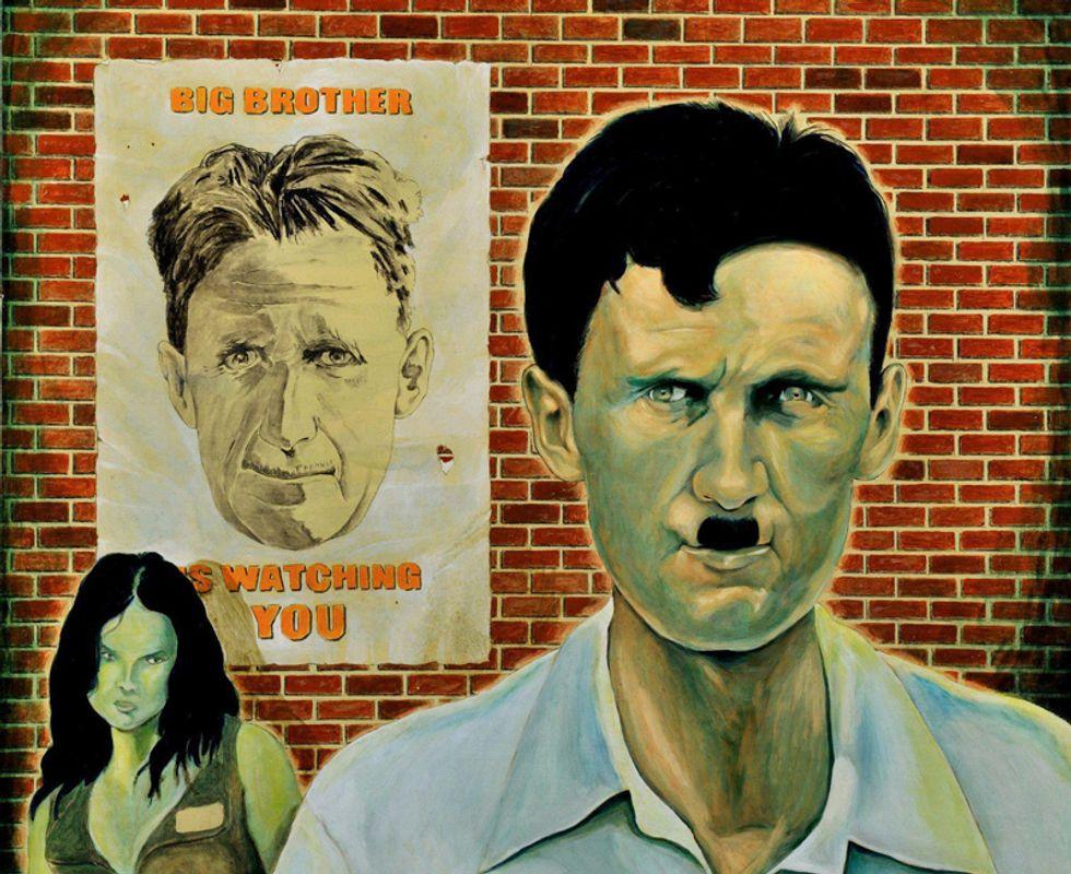 George Orwell, 'La fattoria degli animali' e la Guerra Fredda