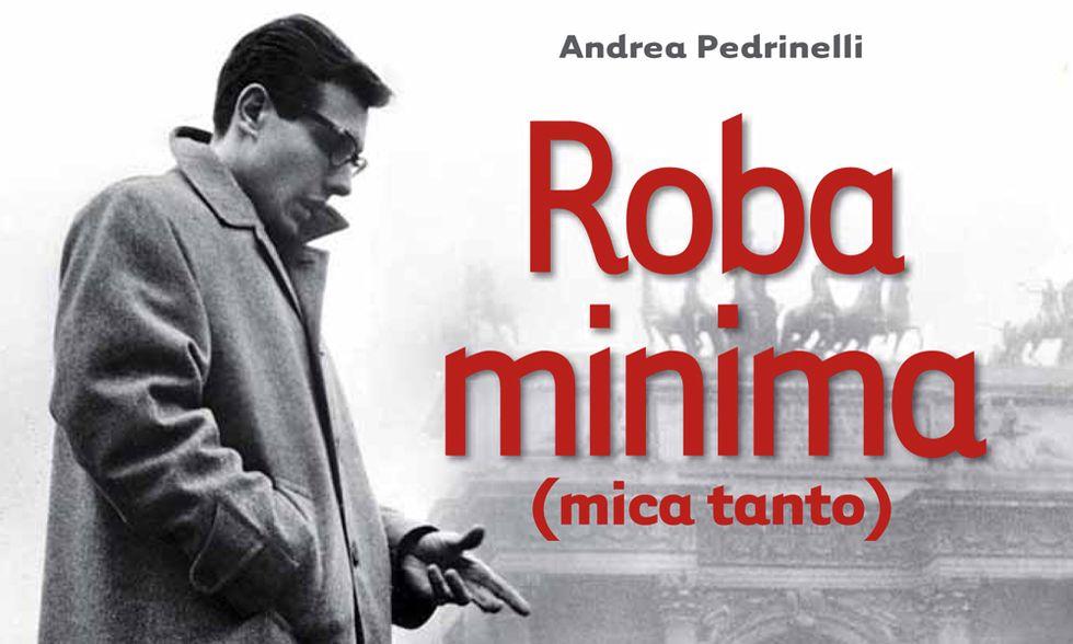 """Andrea Pedrinelli, """"Roba minima (mica tanto)"""". Tutte le canzoni di Enzo Jannacci"""