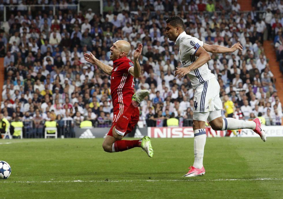 Real Madrid-Bayern Monaco: ecco come sarebbe finita con la Var
