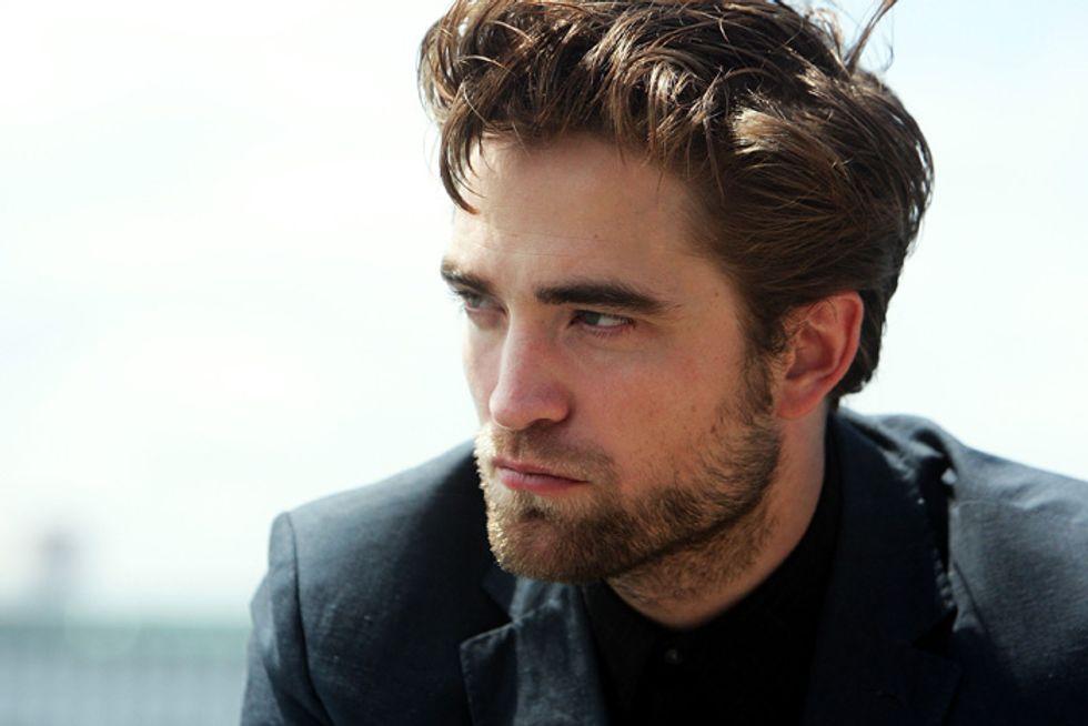 "Robert Pattinson: ""Io vagabondo in The Rover"""