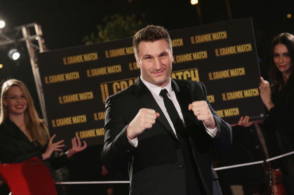 Roberto Cammarelle, un pugile sul ring di Ballando con le stelle