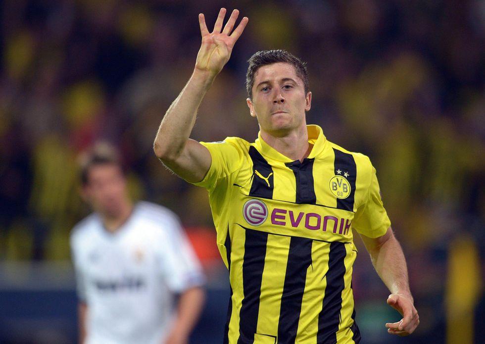 Lewandowski e il rimpianto dei nostri club