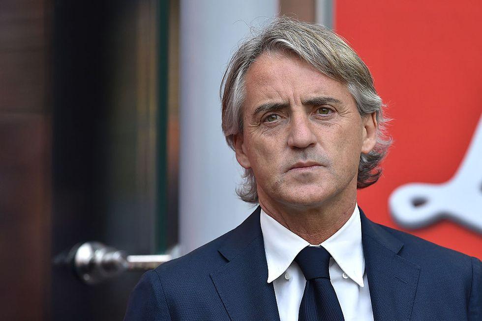 Roberto Mancini ct italia nazionale