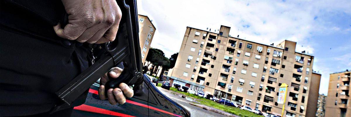 Roma criminalità