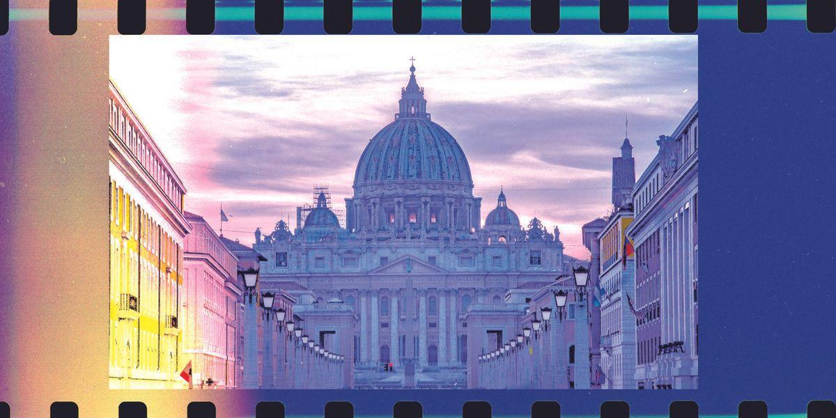 Roma Vaticano San Pietro Papa
