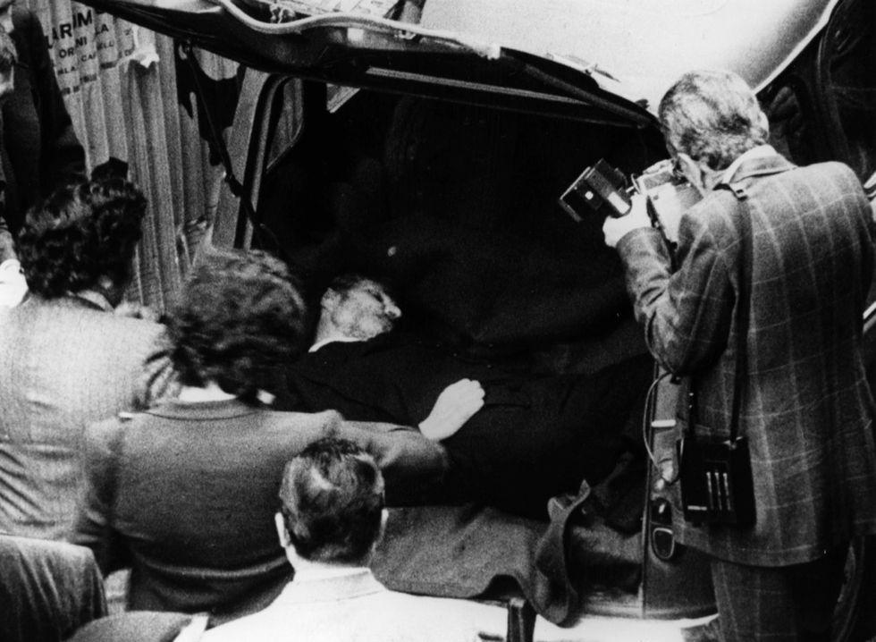 """Aldo Moro e il libro """"Il giorno più lungo della Repubblica"""""""