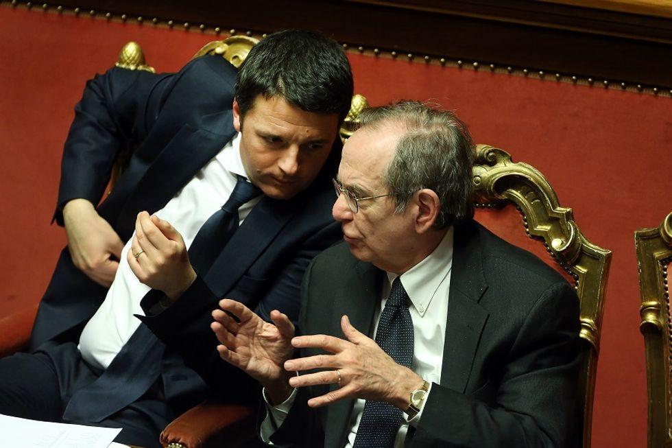 Italy and the EU's governance reform